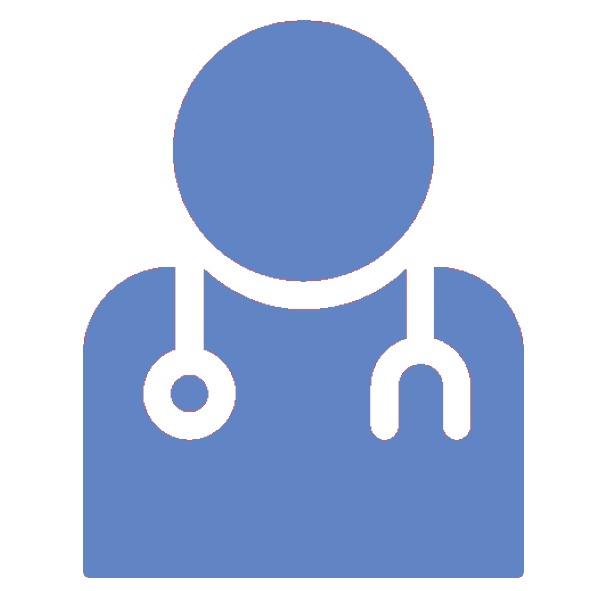 Ikona koja predstavlja liječnika
